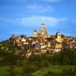 Vezelay point de départ