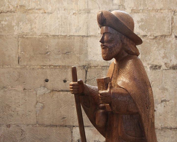 Statue Saint Michel