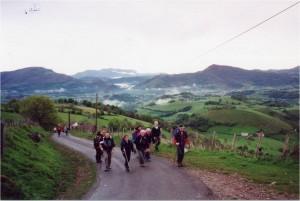 MONTEE  A RONCEVAUX   2003
